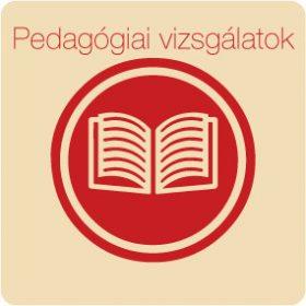 Pedagógiai vizsgálatok